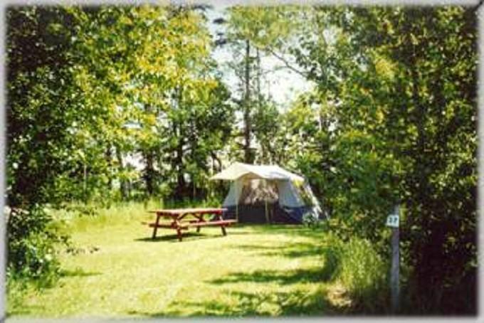 Cymbria Campground Prince Edward Island